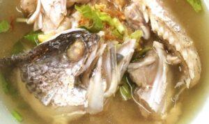 ข้าวต้มหัวปลา