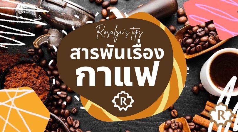 สารพันเรื่อง กาแฟ